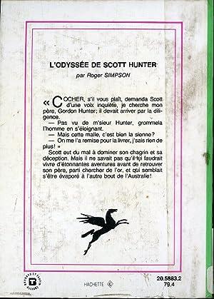 L'Odyssée De Scott Hunter: Roger Simpson