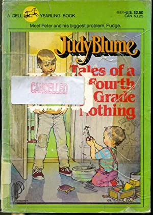 Tales of a Fourth Grade Nothing: Judy Blume