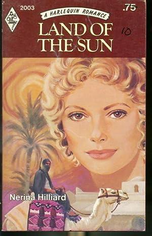 Land Of The Sun: Nerina Hilliard