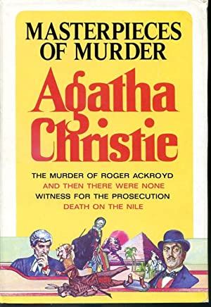Masterpieces of Murder including The Murder of: Agatha Christie