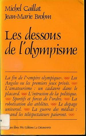 Les Dessous de l'olympisme: Michel Caillat et