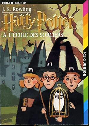 Harry Potter à l'école des sorciers: J. K. Rowling