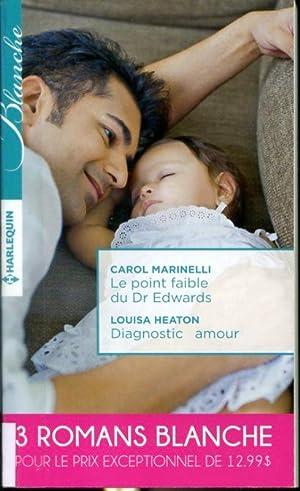 Le point faible du Dr Edwards -: Carol Marinelli, Louisa