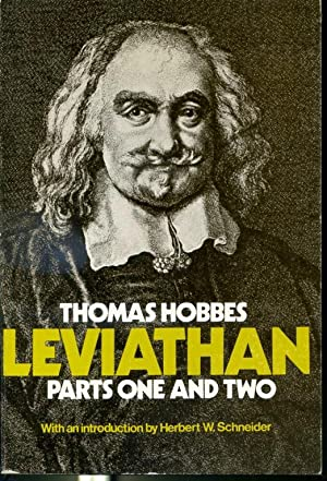 Leviathan Parts One and Two: Thomas Hobbes