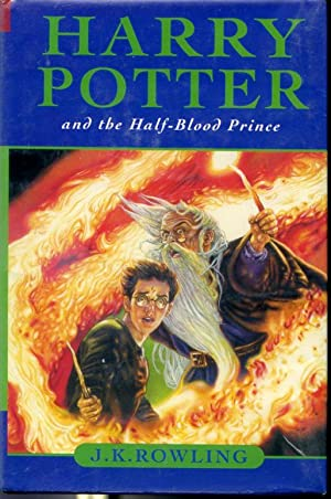Harry Potter and the Half-Blood Prince: J. K. Rowling