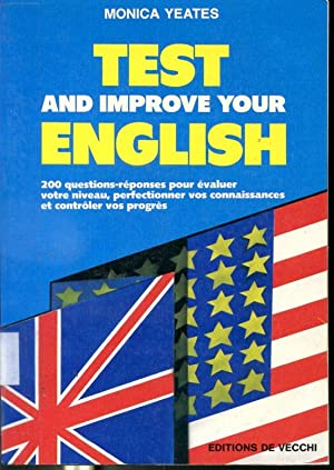 Test and Improve Your English - 200: Monica Yeates