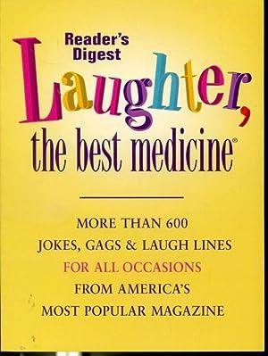 Reader's Digest Laughter, The Best Medicine -
