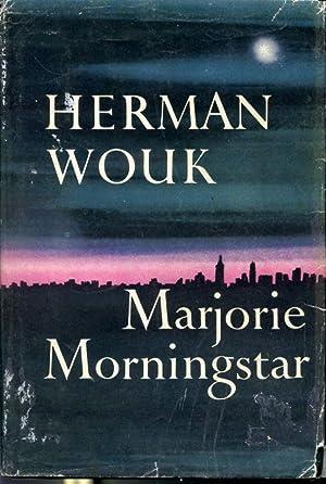 Marjorie Morningstar - Book Club Edition: Herman Wouk