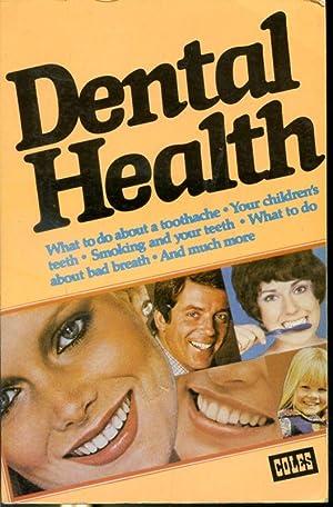 Dental Health: A. Norman Cranin