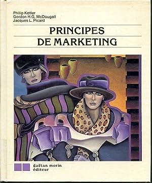 Principes de marketing: Philip Kotler, Gordon