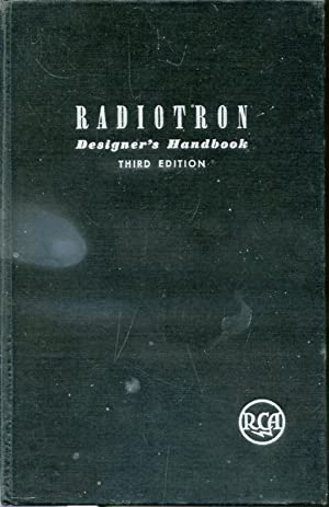 Radiotron Designer's Handbook: edited by F.