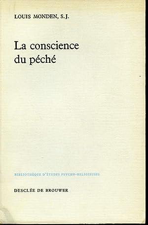 La conscience du péché: Louis Monden, S.J.