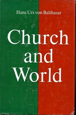 Church and World: Hans Urs von