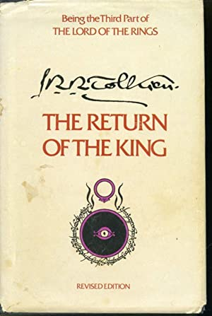 The Return of the King Part III: J. R. R.