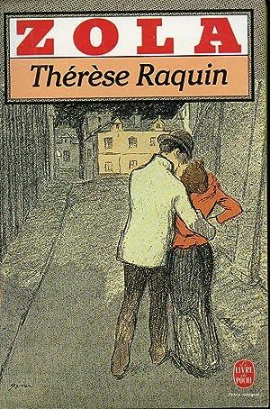 Thérèse Raquin: Zola