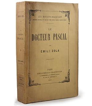 Le Docteur Pascal: ZOLA Emile