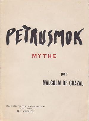 Petrusmok: CHAZAL Malcolm de