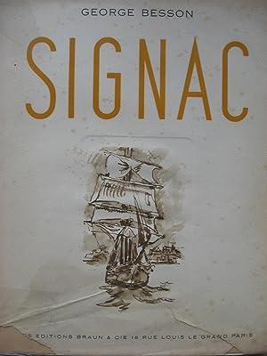 SIGNAC-DESSINS: BESSON G.