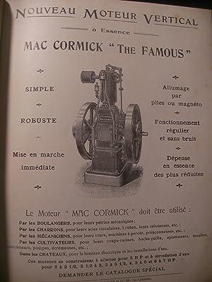 MAC CORMICK 1913: CATALOGUE PUBLICITAIRE]