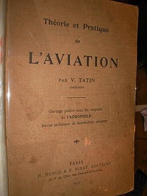 THEORIE ET PRATIQUE DE L'AVIATION: TATIN V.