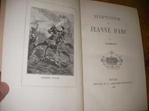 HISTOIRE DE JEANNE D'ARC: CLEMENT