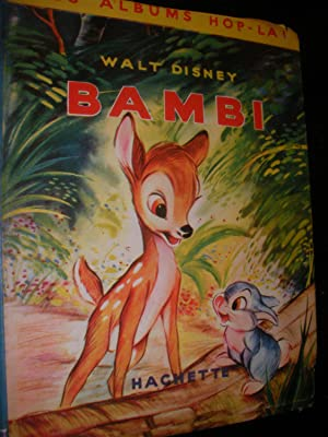 BAMBI: WALT DISNEY- FELIX SALTEN