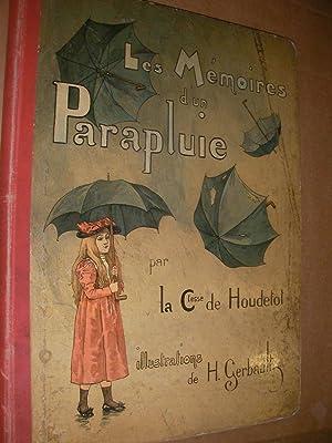 LES MEMOIRES D'UN PARAPLUIE: HOUDETOT (COMTESSE D')- GERBAULT H.