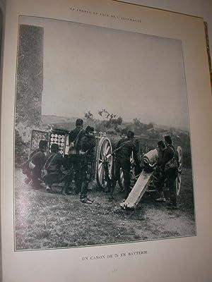 HISTOIRE ILLUSTREE DE LA GUERRE DE 1914 (T4 SEUL): HANOTAUX GABRIEL