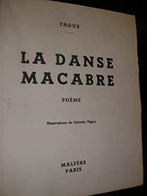 LA DANSE MACABRE-POEMES: FAGUS