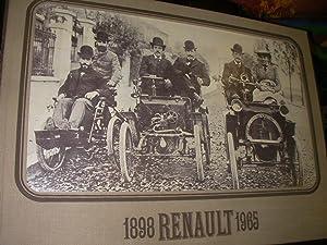 RENAULT 1898- 1965: YVES RICHARD