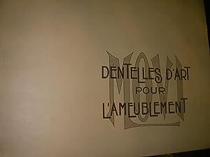 DENTELLES D'ART POUR L'AMEUBLEMENT: MLLe OVISTE