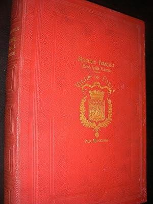 L'HISTOIRE NATURELLE EN ACTION: DE CHERVILLE (Marquis