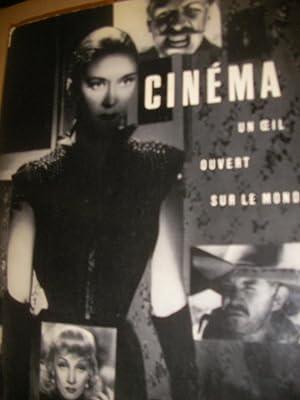 CINEMA - UN OEIL OUVERT SUR LE MONDE: BOVAY GEORGES-MICHEL