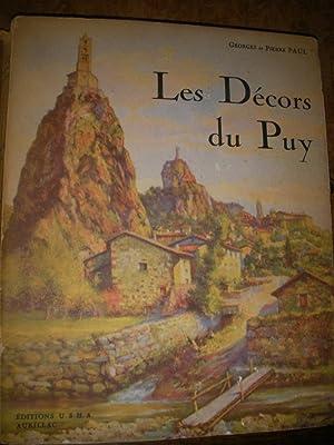 LES DECORS DU PUY: GEORGES ET PIERRE PAUL