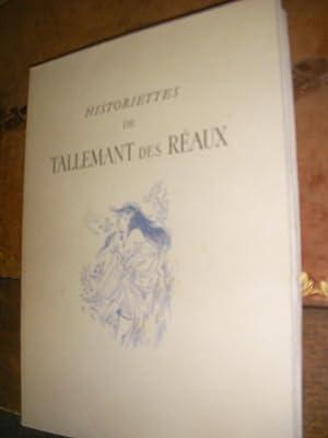 HISTORIETTES DE TALLEMANT DES REAUX: TALLEMANT DES REAUX