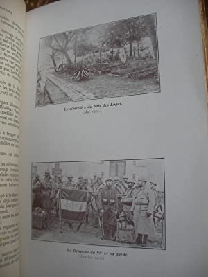 JOURNAL DES MARCHES ET OPERATIONS DU 98°REGIMENT D'INFANTERIE DU 2 AOUT 1914 AU 6 ...