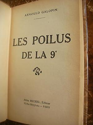 LES POILUS DE LA 9°: ARNOULD GALOPIN