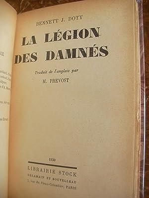 LA LEGION DES DAMNES: DOTY BENNETT J.