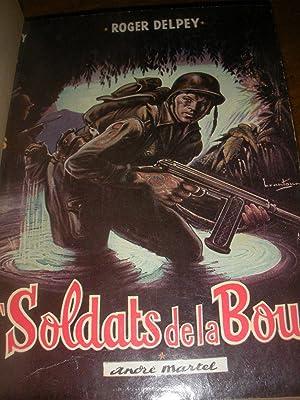 SOLDATS DE LA BOUE (TOME 1): DELPEY ROGER