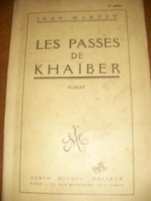 LES PASSES DE KHAIBER: MARTET JEAN