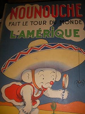 NOUNOUCHE FAIT LE TOUR DU MONDE- L'AMERIQUE: DURST