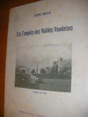 LES TEMPLES DES VALLEES VAUDOISES: JALLA JEAN