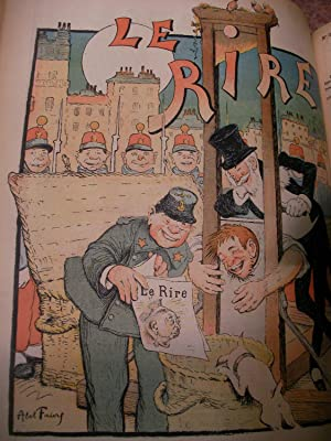 LE RIRE - 29 NUMEROS RELIES (1897-1898-1899): COLLECTIF