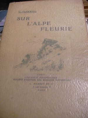 SUR L'ALPE FLEURIE: FLEMWELL G.