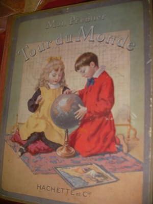 MON PREMIER TOUR DU MONDE: MADEMOISELLE H.S. BRES