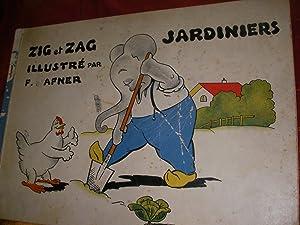 ZIG ET ZAG JARDINIERS: HAFNER F.]