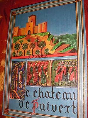 LE CHATEAU DE PUIVERT: TISSEYRE JEAN