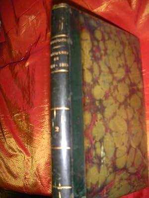 HISTOIRE DES CAMPAGNES DE 1814 ET 1815 (TOME 1): DE VAUDONCOURT GUILLAUME (Général)