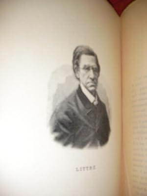 PORTRAITS DU XIX°SIECLE - HISTORIENS CRITIQUES: GAUTIER LEON