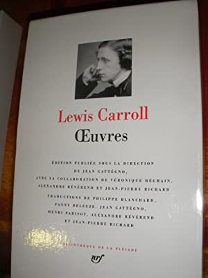 OEUVRES: LEWIS CARROLL